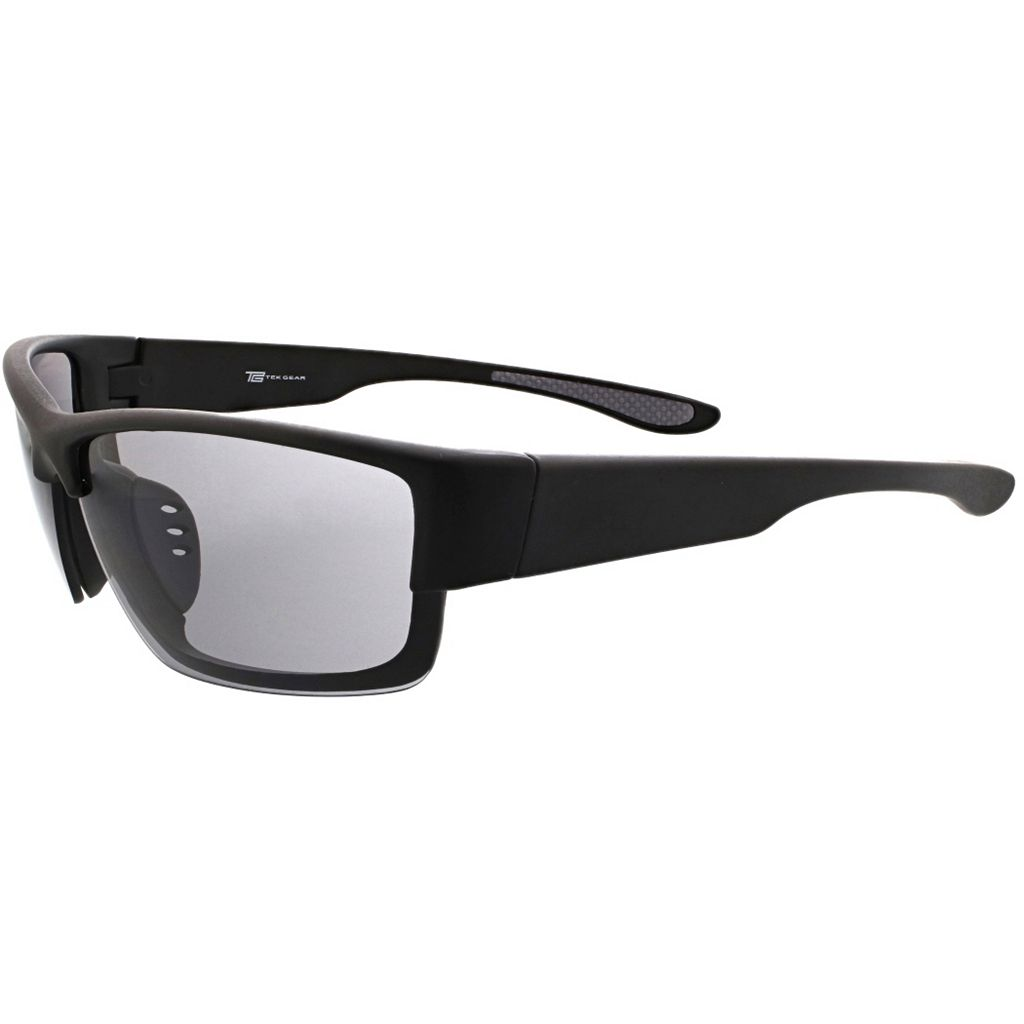 Men's Tek Gear® Semirimless Wrap Sunglasses