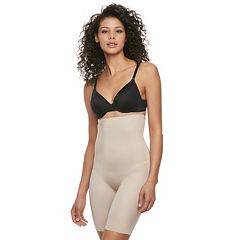 Naomi & Nicole Shape It Up Rear Lift High-Waisted Thigh Slimmer 7409