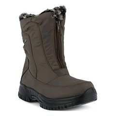 Spring Step Zigzag Women's Waterproof Winter Boots