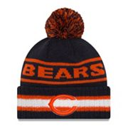 Adult New Era Chicago Bears Vintage Select Knit Beanie