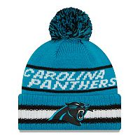 Adult New Era Carolina Panthers Vintage Select Knit Beanie