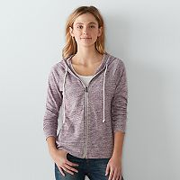 Women's SONOMA Goods for Life™ Marled Hoodie