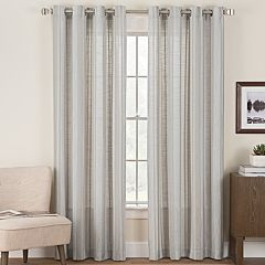Hudson Hill 1-Panel Stuley Window Curtain