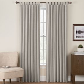 Hudson Hill 1-Panel Naples Window Curtain
