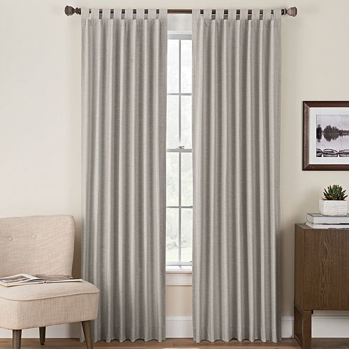 Hudson Hill 1-Panel Naples Window Curtain
