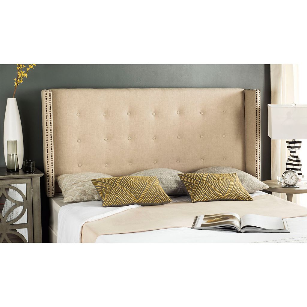 Safavieh Keegan Winged Headboard