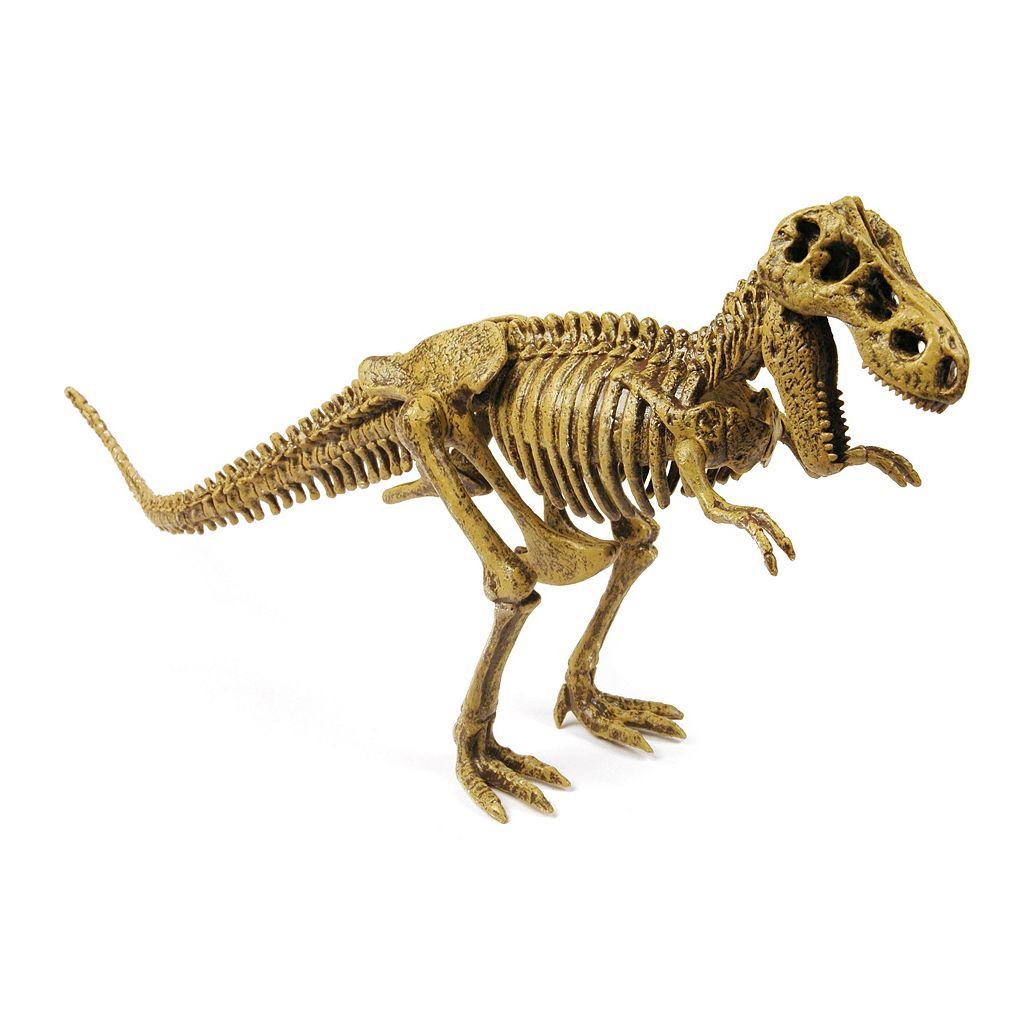 Geoworld Dr. Steve Hunters Paleo Expeditions Tyrannosaurus Rex Dinosaur Excavation Kit