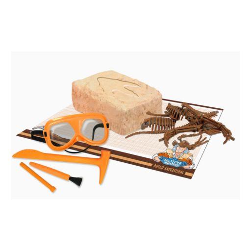 Geoworld Dr. Steve Hunters Paleo Expeditions Spinosaurus Dinosaur Excavation Kit