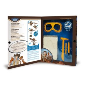 Geoworld Dr. Steve Hunters Paleo Expeditions Spinosaurus Dinosaur Excavation Kit