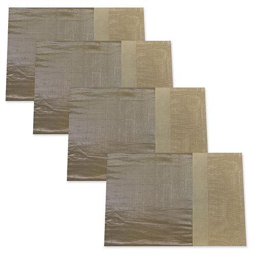 Dansk Pieced Shimmer Placemat 4-pk.