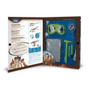 Geoworld Dr. Steve Hunters Paleo Expeditions Dino Excavation Kit - Mosasaurus