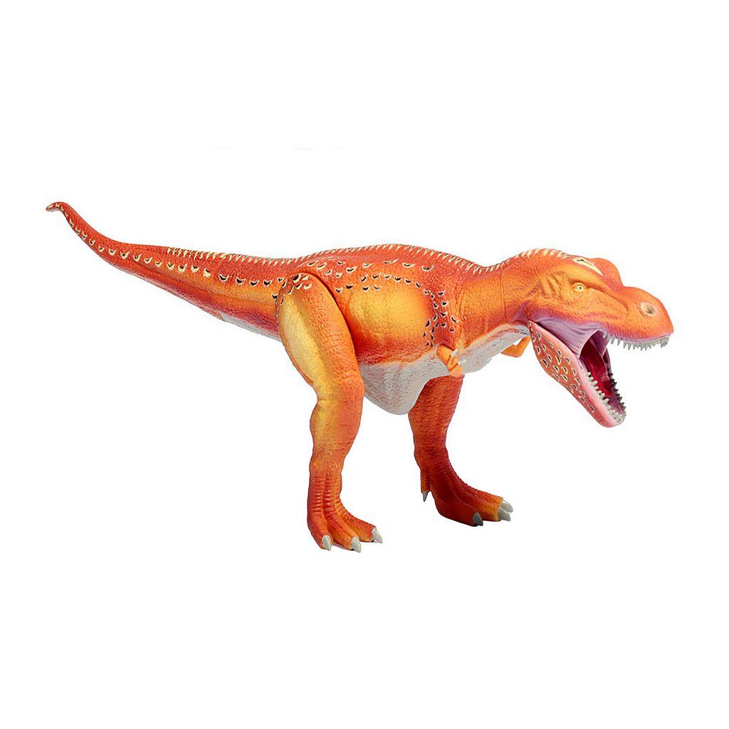 Geoworld Dr. Steve Hunters Large Jurassic Action T. Rex Dinosaur