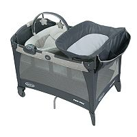 Graco Pack 'n Play Newborn LX Napper Playard