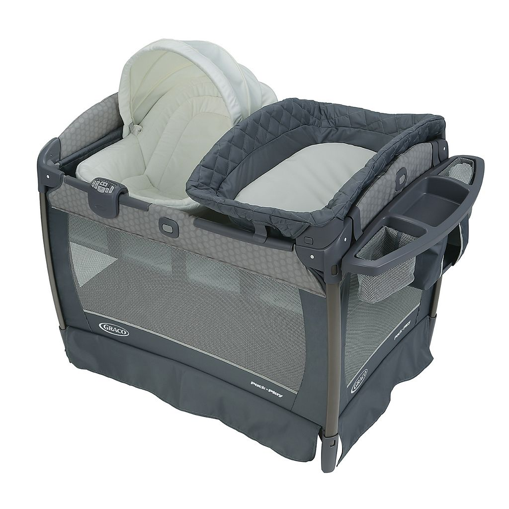 Graco Pack 'n Play Playard Oasis with Soothe Surround Technology