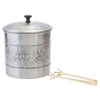 Old Dutch Victoria Antique-Embossed Ice Bucket