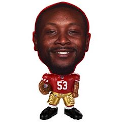 Forever Collectibles San Francisco 49ers Navarro Bowman Figurine