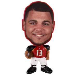 Forever Collectibles Tampa Bay Buccaneers Mike Evans Figurine