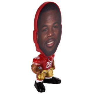 Forever Collectibles San Francisco 49ers Carlos Hyde Figurine