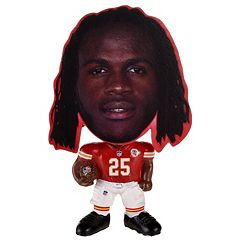 Forever Collectibles Kansas City Chiefs Jammal Charles Figurine