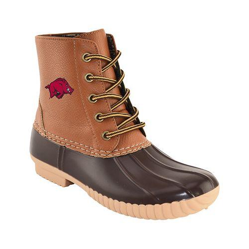 Women's Primus Arkansas Razorbacks Duck Boots