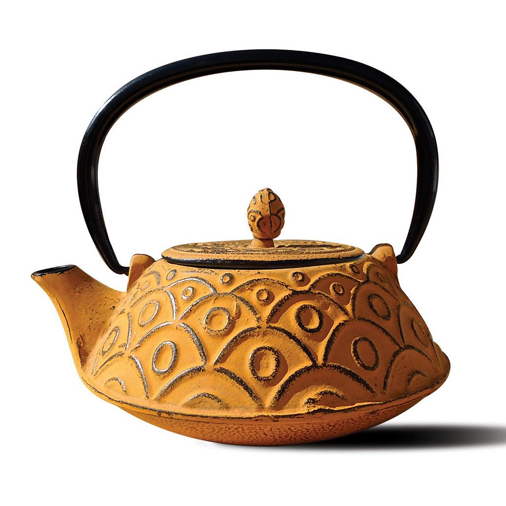 Old Dutch Cast-Iron Kyoto Teapot