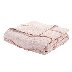 Madison Park Juliette Oversized Quilted Throw
