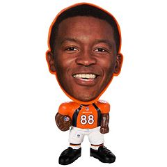 Forever Collectibles Denver Broncos Demaryius Thomas Figurine