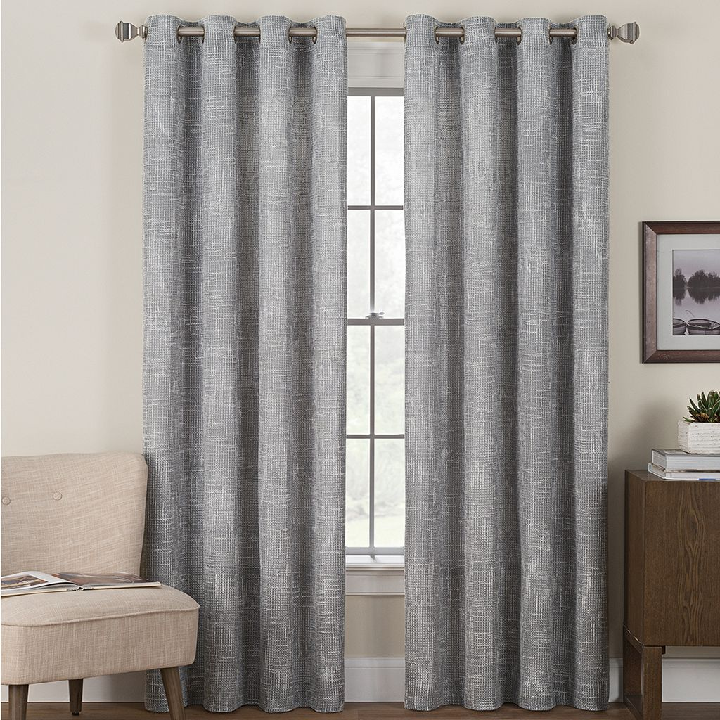 Hudson Hill Cooper Window Curtain