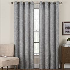 Hudson Hill 1-Panel Cooper Window Curtain