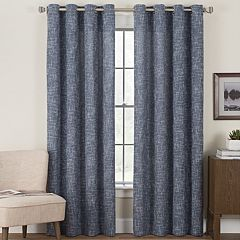 Hudson Hill 1-Panel Cooper Window Curtain