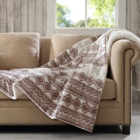Woolrich Anderson Print Down Alternative Throw