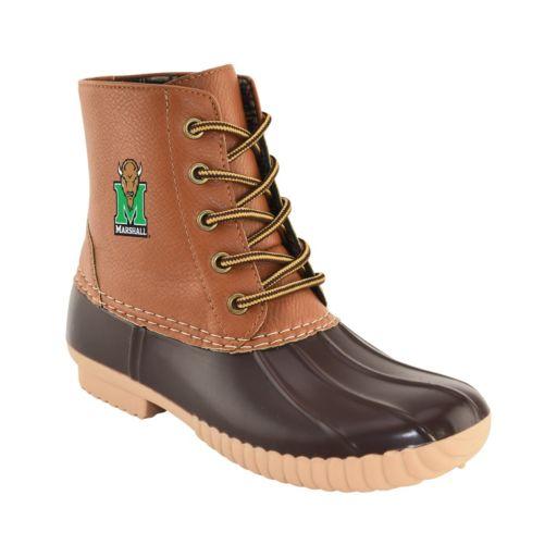 Women's Primus Marshall Thundering Herd Duck Boots