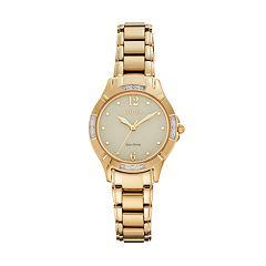 Citizen Eco-Drive Women's Diamond Watch