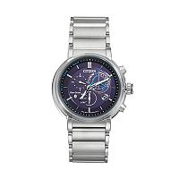 Citizen Eco-Drive Men's Proximity Stainless Steel Smart Watch