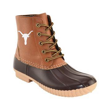 Women's Primus Texas Longhorns Duck Boots