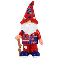 Forever Collectibles Ole Miss Rebels Ugly Sweater Garden Gnome