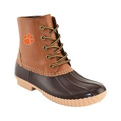 Women's Primus Clemson Tigers Duck Boots