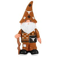 Forever Collectibles Texas Longhorns Ugly Sweater Garden Gnome