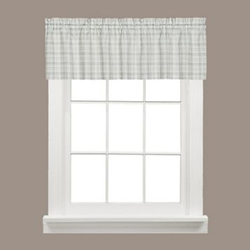 Saturday Knight, Ltd. Checkmate Window Valance