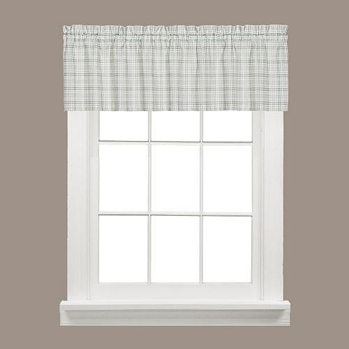 Saturday Knight, Ltd. Checkmate Window Valance
