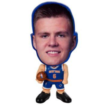 Forever Collectibles New York Knicks Kristaps Porzingis Figurine