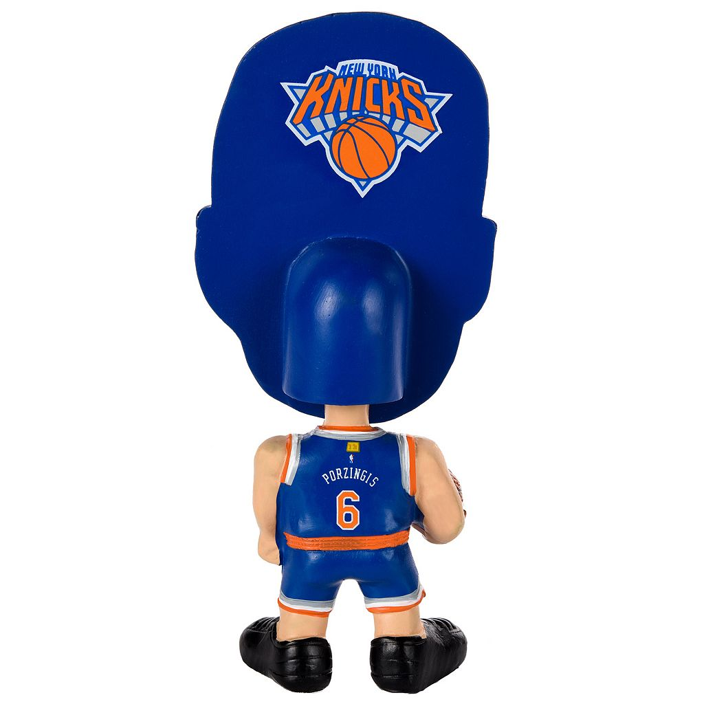 Forever Collectibles New York Knicks Kristaps Porzingis Figurine