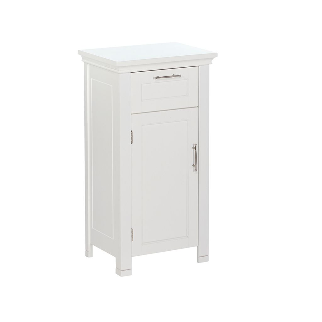 RiverRidge Home Somerset One Door Storage Floor Cabinet