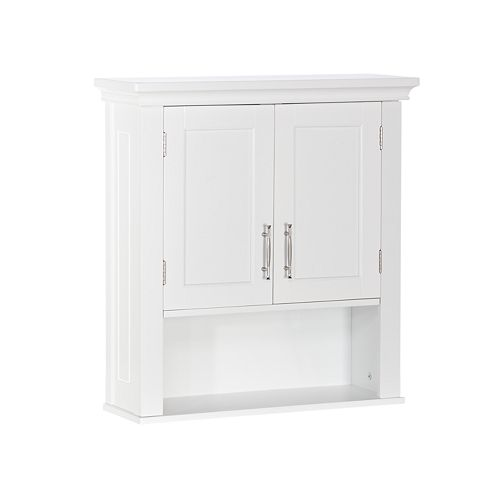 RiverRidge Home Somerset Storage Wall Cabinet