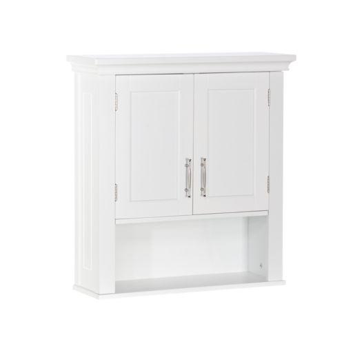 RiverRidge Home Somerset Storage Wall Cabinet