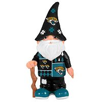 Forever Collectibles Jacksonville Jaguars Ugly Sweater Garden Gnome
