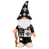 Forever Collectibles New Orleans Saints Ugly Sweater Garden Gnome