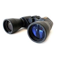 Galileo 8mm x 40mm Wide-Angle Binoculars & Case
