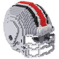 Forever Collectibles Ohio State Buckeyes 3D Helmet Puzzle