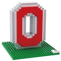 Forever Collectibles Ohio State Buckeyes 3D Logo Puzzle